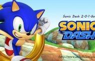 لعبة Sonic Dash 2.0.1.Go تحميل للاندرويد مباشر