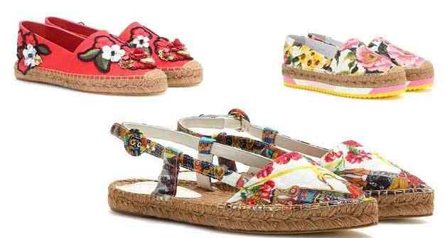 أحذية دولتشي اند غابانا تشكيلة مريحة و أنيقة جدا