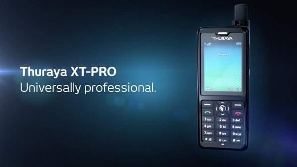 هاتف الثريا المتقدم جدا Thuraya XT-PRO في الاسواق