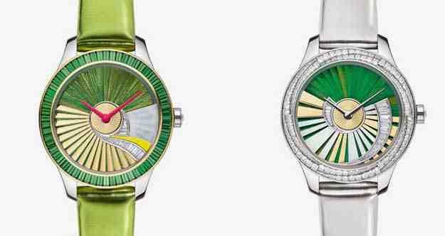 ساعات ديور Dior تشكيلة حديثة من الساعات الفخمة