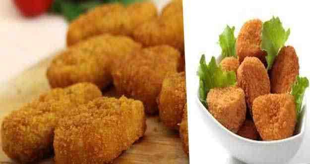 دجاج ناغيت المقادير و طريقة التحضير من مطبخ احلى عالم