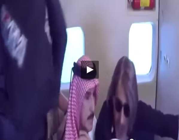 شاهد رامز واكل الجو مع عبد الله بالخير الحلقة 7 قوة أعصاب رائعة
