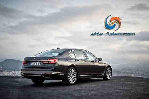 تعرف على سيارة BMW الفئة السابعة الجديدة كلياً