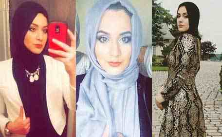 لقب الاكثر اناقة لفتاة مسلمة