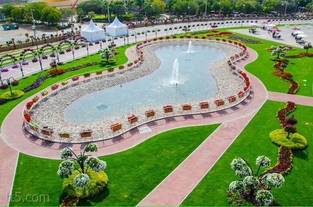 حديقة دبي
