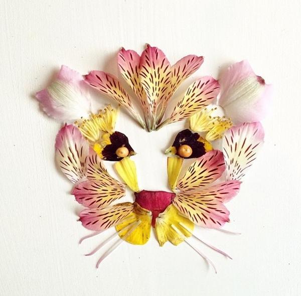 وجه نمر