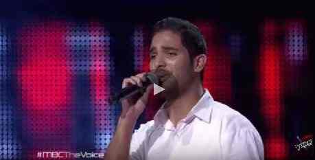 شاهد الحلقة الأولى من the voice الموسم الثالث حمزة الفضلاوي