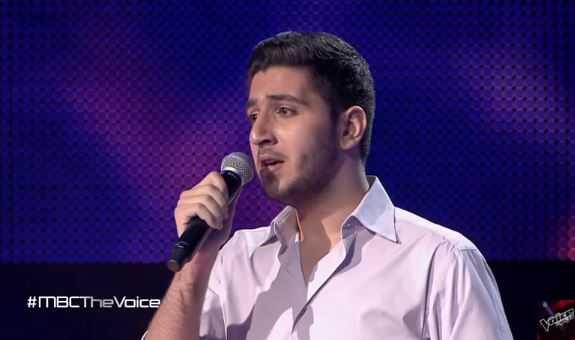شاهد الحلقة الخامسة من ذا فويس الموسم الثالث محمود الخطيب