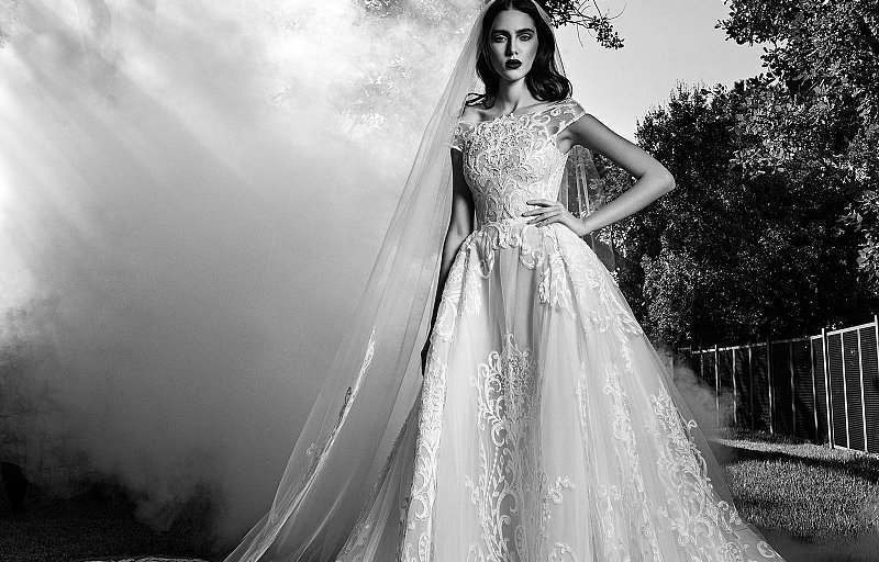 فساتين زفاف زهير مراد تشكيلة فريدة لـ 2016 و 2017