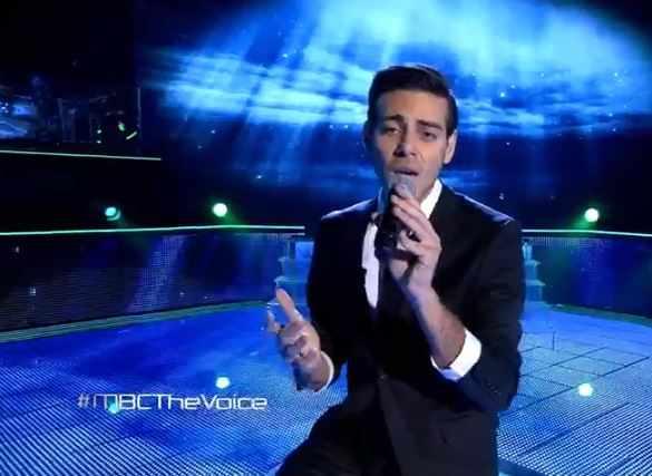 شاهد ذا فويس العرض المباشر الثالث عمر دين فريق عاصي