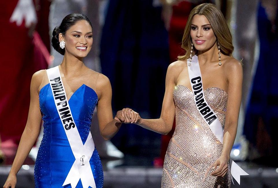 ملكة جمال الكون 2015