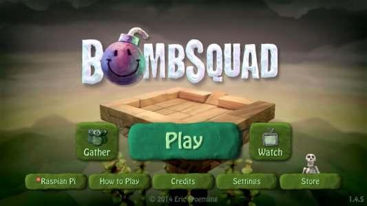 تطبيق BombSquad لعبة جماعية للاندرويد