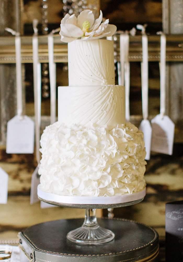 احدث كعكات الزفاف
