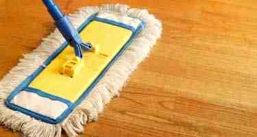 تنظيف الباركيه