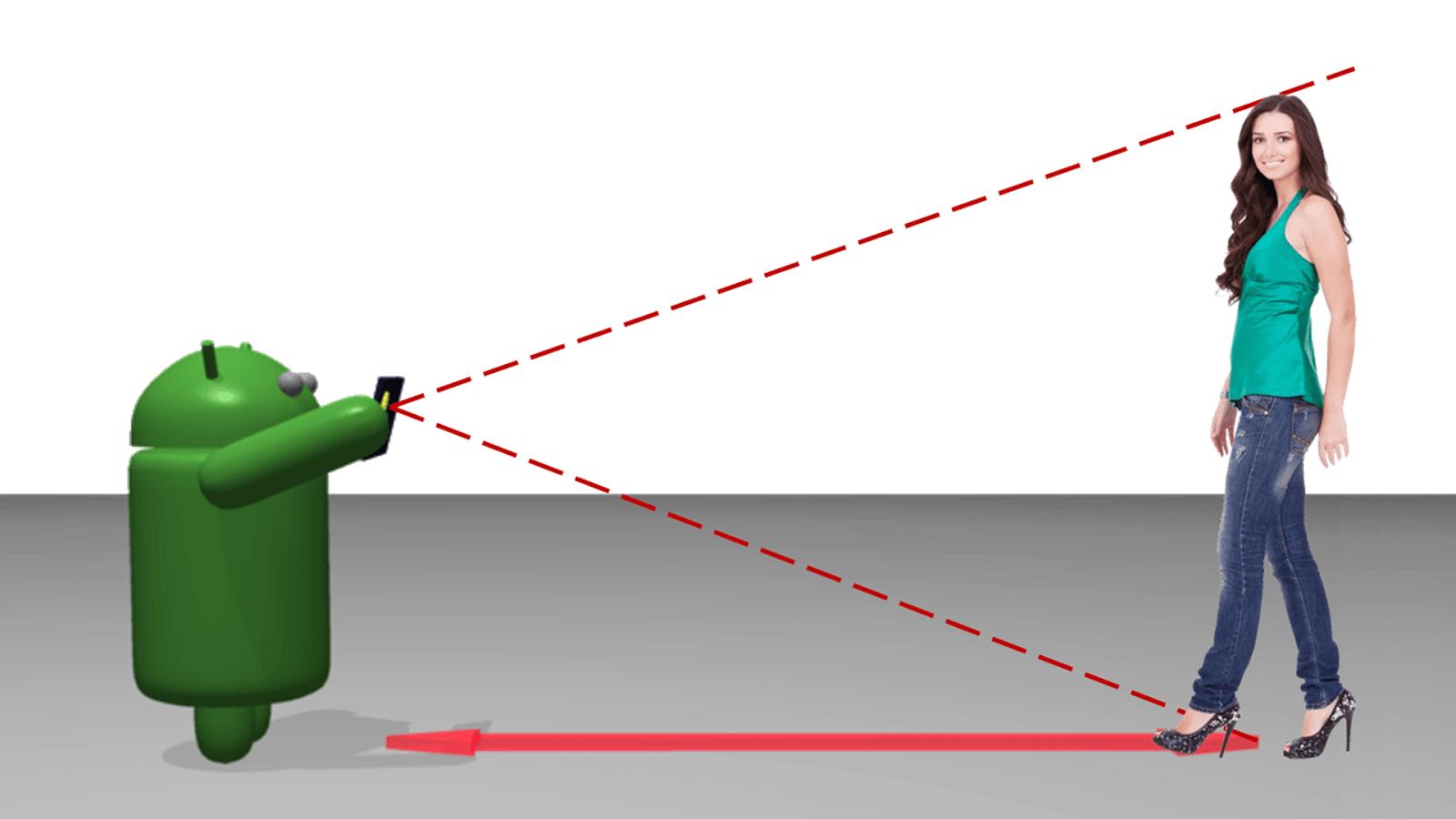 تحميل تطبيق لقياس الطول والمسافة