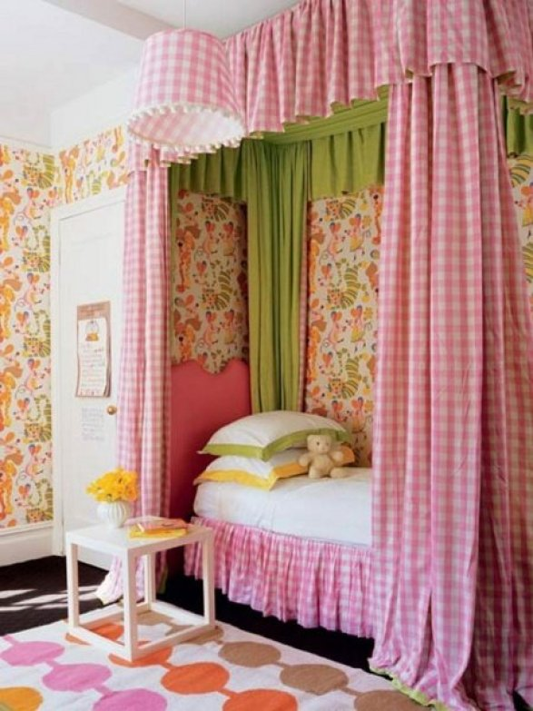 أحدث الستائر الملونة للمنزل