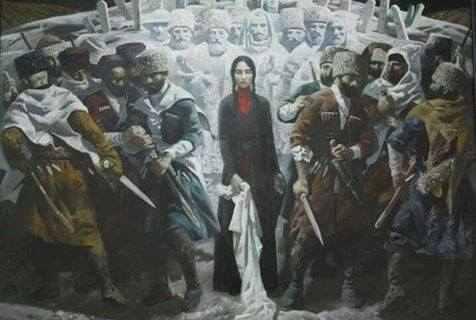 احترام المرأة في بلاد القوقاز