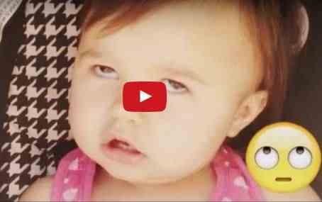بالفيديو الوجوه التعبيرية حقيقة مقتبسة من هؤلاء الأطفال الصغار شاهد و احكم