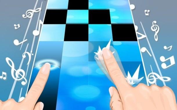 لعبة بيانو للاندرويد تطبيق  Piano Tiles 2 افضل لعبة عزف وموسيقا