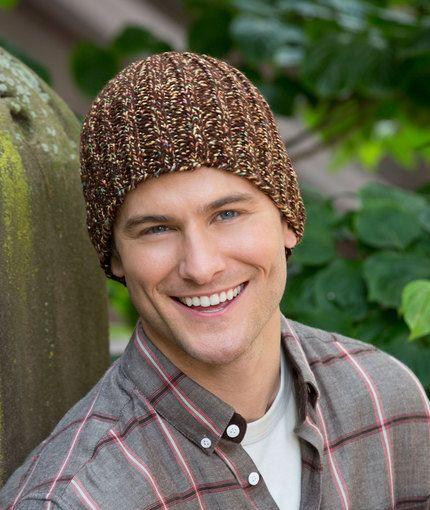 أجمل قبعات صوف شتوية للرجال