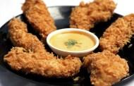 دجاج ستريبس بالفرن صحي و لذيذ لكل أفراد العائلة