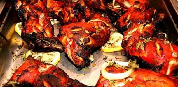 تندوري الدجاج على الطريقة الهندية وجبة لذيذة تعلمي تحضيرها