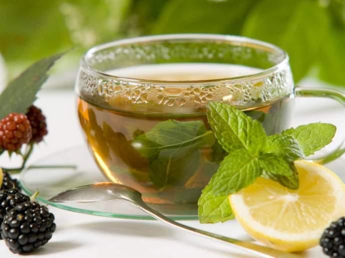 مشروب أعشاب طبيعية لإنقاص الوزن