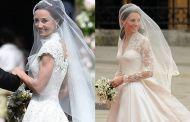 زفاف الأختين كيت ميدلتون و بيبا ميدلتون بالصور اكتشف من كانت الأفضل
