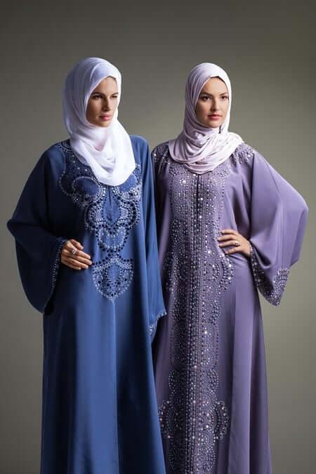 أجمل عباءات رمضان