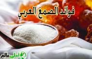 فوائد الصمغ العربي واستخداماته في العلاج والتجميل والصناعة المختلفة مقال شامل