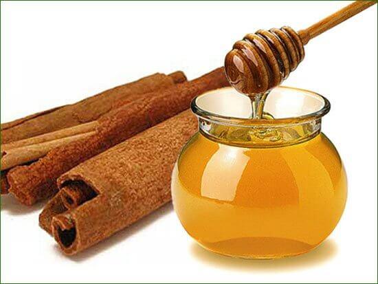 خلطة العسل و القرفة