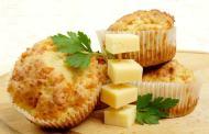كب كيك بالجبنة و الزيتون وجبة سريعة صحية و لذيذه إليكم الوصفة