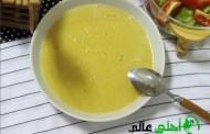 تحضير شوربة الزنجبيل بحليب جوز الهند طريقة مميزة من أحلى عالم