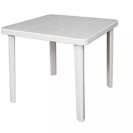 table tunisie promotion table carree en plastique