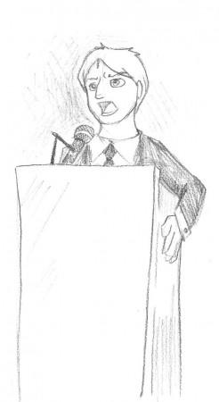 The art of public communication: The ALHS speech team is