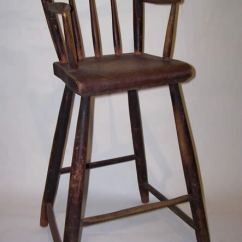 Antique High Chairs Hanging Chair Tree Swing Highchair Am I Crazy Beyondthebump It S A Shaker Style Wooden That Looks Lot Like This