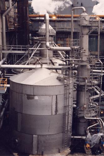 A.H. Lundberg Direct Contact Condenser