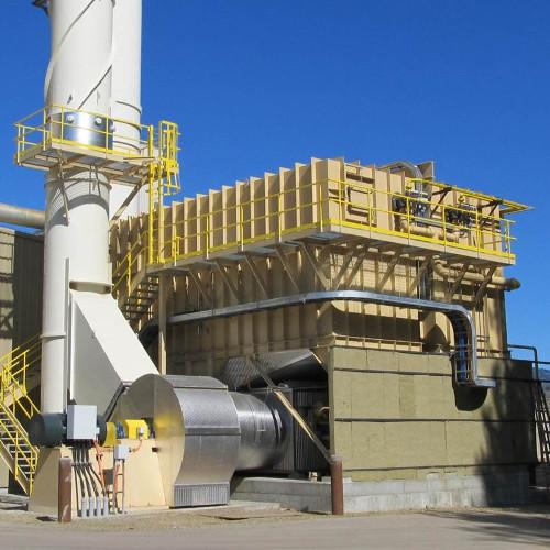 A.H. Lundberg - Regenerative Thermal Oxidizer RTO