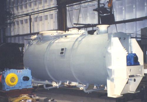 A.H. Lundberg-Mixed reactor