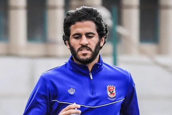 متى يعود مروان محسن الى القاهرة