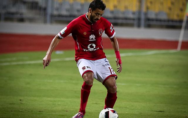 تشكيل النادي الأهلي امام البورسعيدي باسم و صالح اساسيان
