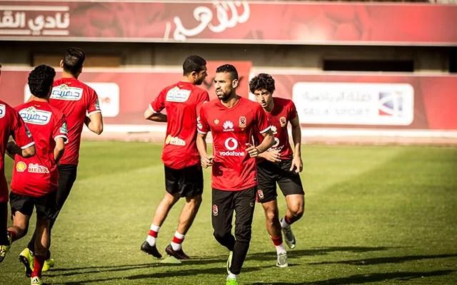 رسميا موقف مؤمن زكريا و محمد شريف من قائمة الأهلي الجديدة