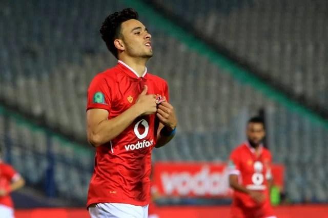 قائمة النادي الأهلي من اجل لقاء وادي دجله غدا و غياب صلاح محسن !!!!