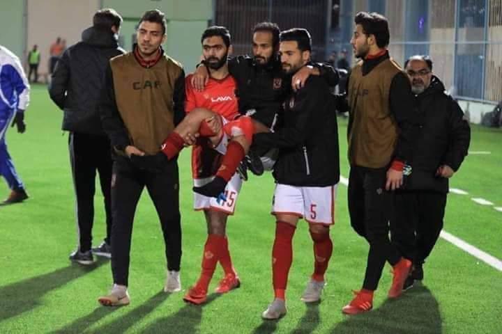 تفاصيل مران النادي الأهلي اليوم و اخبار المصابين