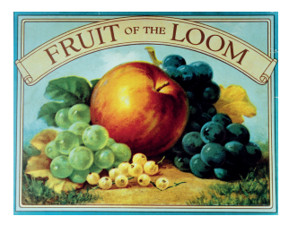 Perinteikäs Fruit of The Loom