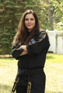 Master Melissa Hinkelbein