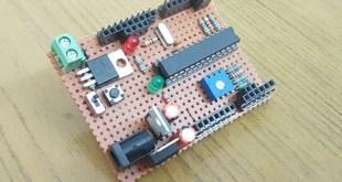 اصنع لوحة Arduino الخاصة بك