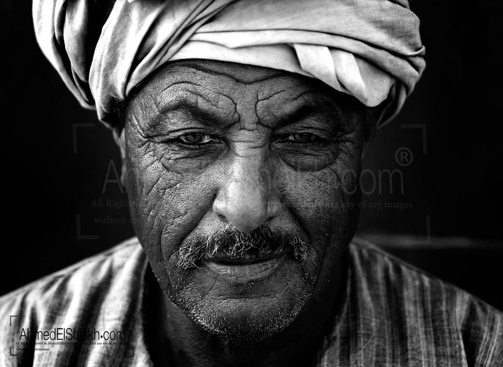 portrait in egypt