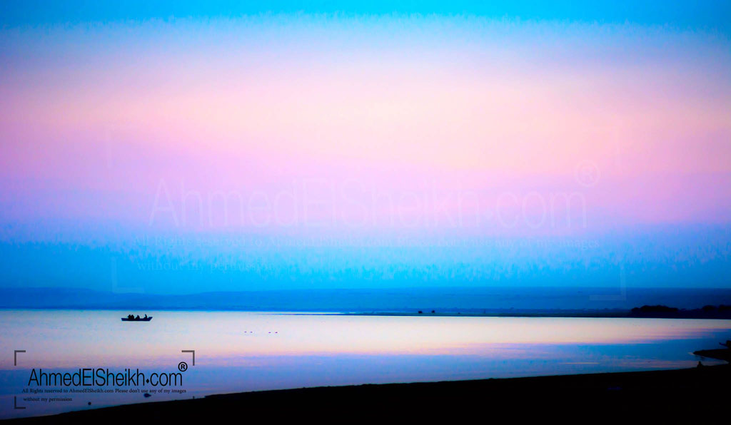 Twilight in AlFaiyum