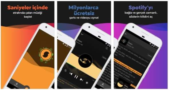 android mobil soundhound